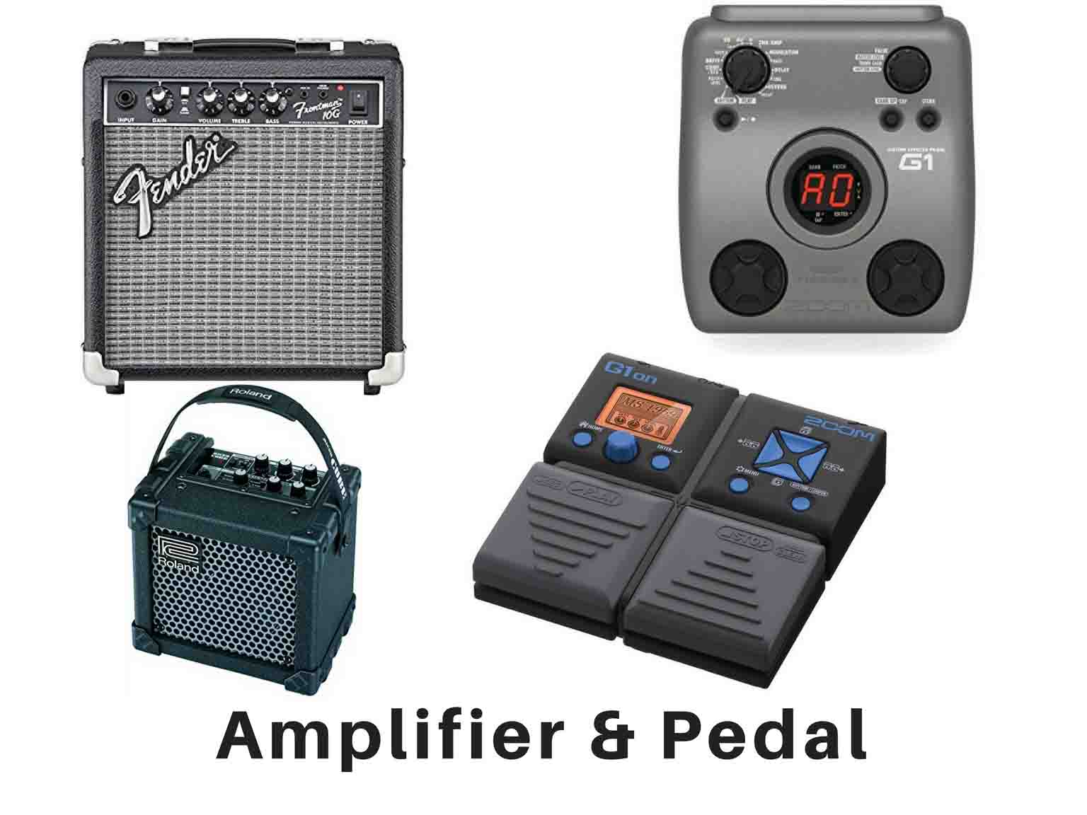 Buy Guitar Amplifier and Pedal Online