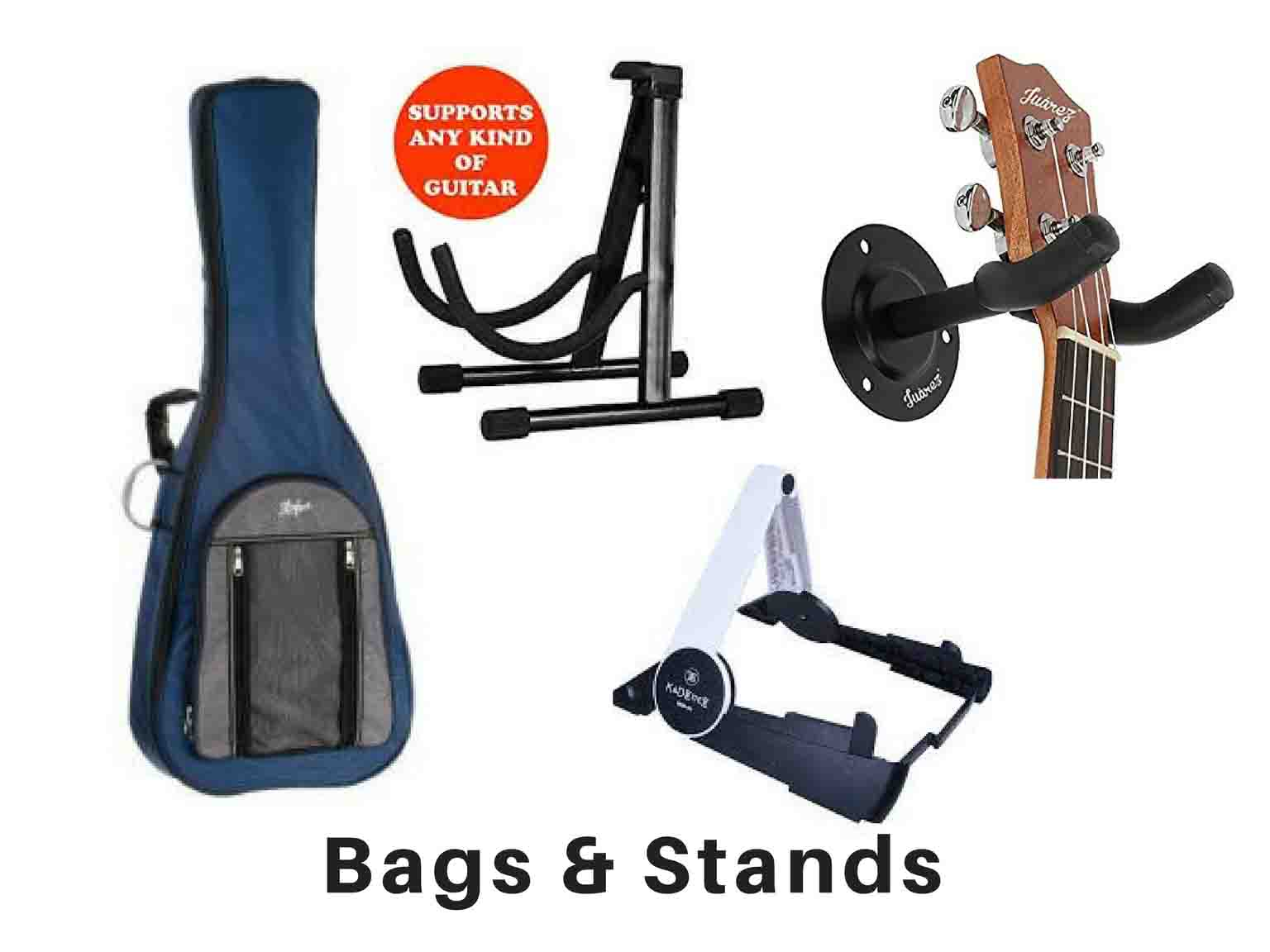 Buy Guitars Bags and Stand Online