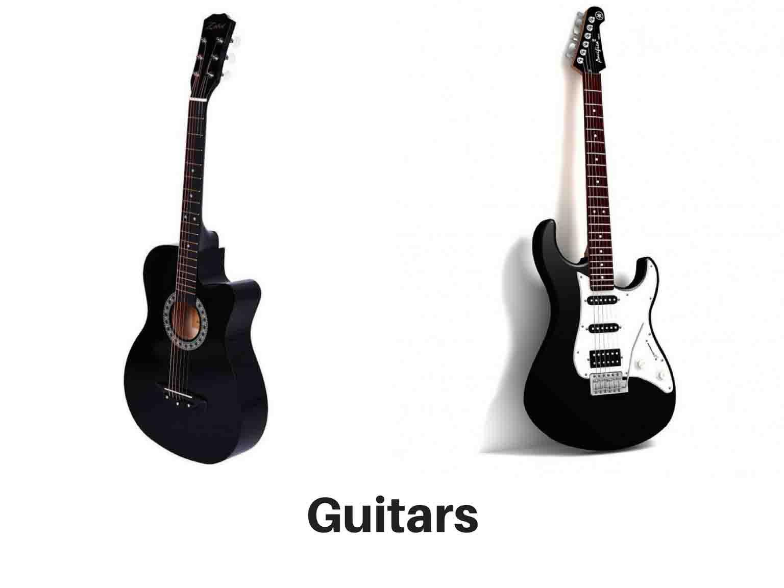 Buy Guitars Online